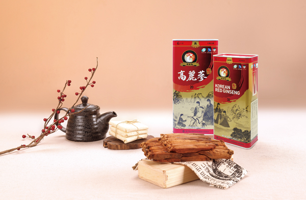 KOREAN RED GINSENG ROOT CANNED